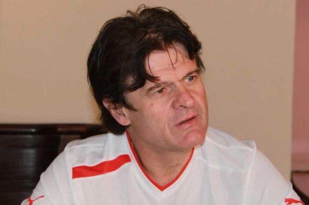 Football: Didier, nouveau sélectionneur de la Guinée