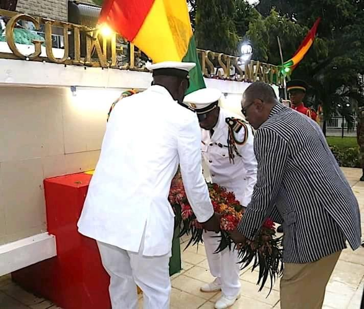 2 octobre : la Guinée fête ses 61 ans d'indépendance