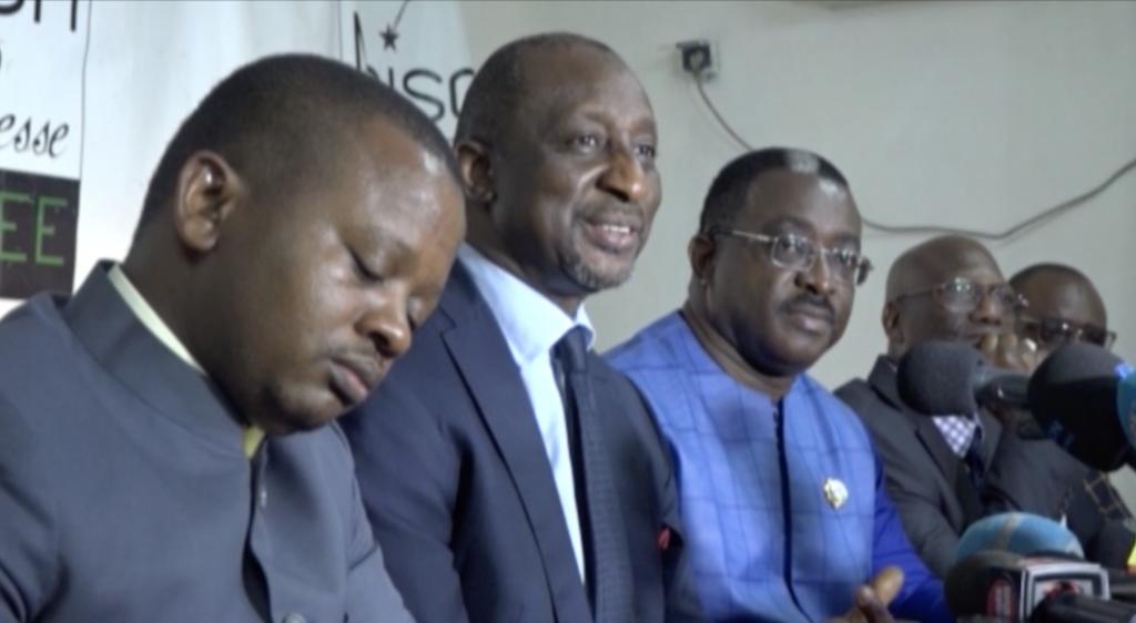 Guinée: pas de législatives avant  2020