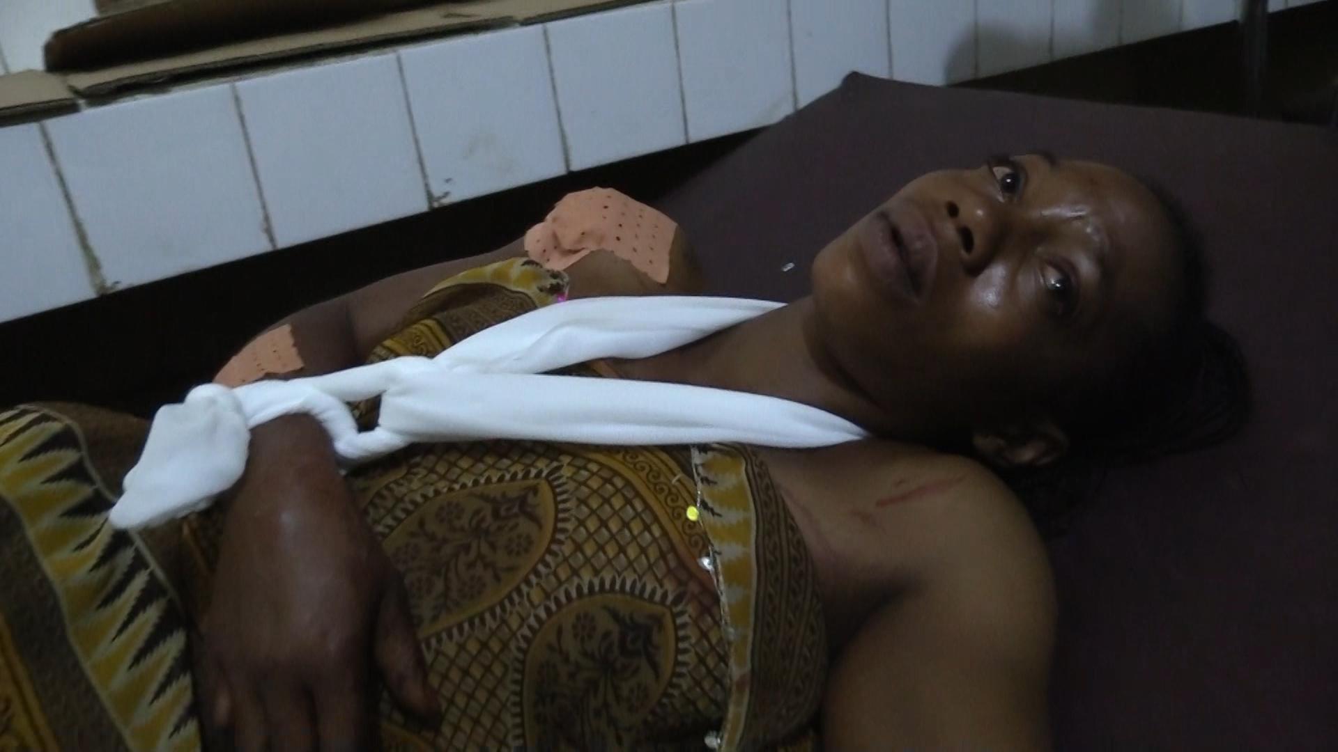 Gare routière Bambéto: une fillette et deux femmes blessées par balles