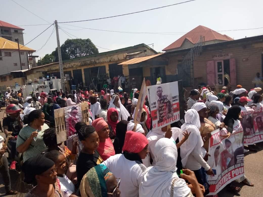 Tueries des manifestants: les femmes du FNDC exigent une enquête indépendante
