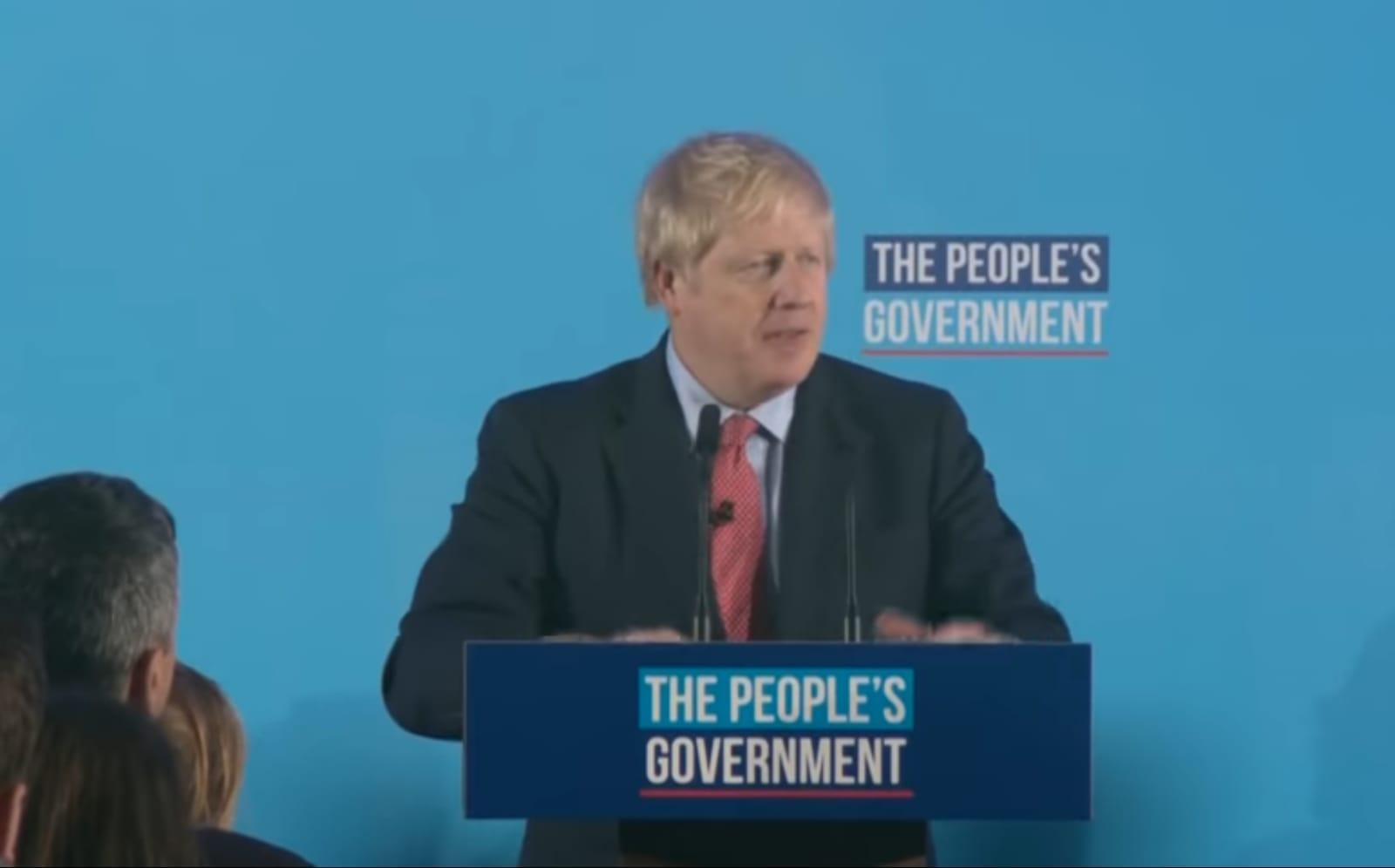 Législatives au Royaume-Uni : victoire écrasante de boris Jhonson