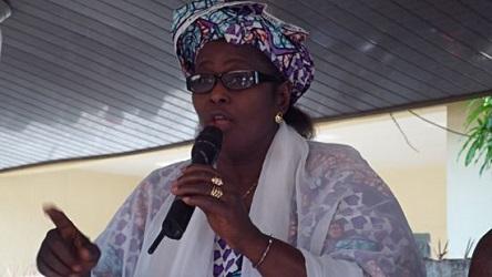 Guinée: une députée de l'opposition arrêtée dans la région de Mamou