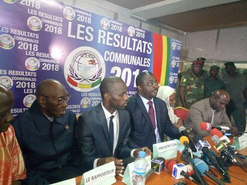 Double scrutin du 22 mars:  l'ONG CoGEG  prend ses distances