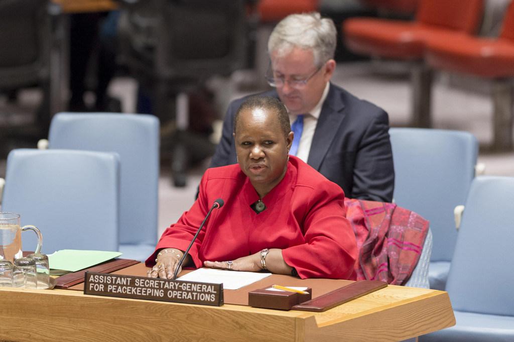 25 femmes africaines, leaders à l'ONU
