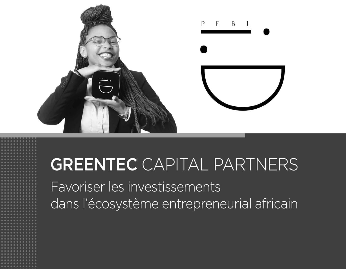GREEN TEC CAPITAL PARTENAIRS, au chevet des start-ups Africaines en cette période de COVI-19