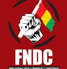 COMMUNIQUE FNDC :Les avocats du FNDC dénoncent la répression perpétrée par les Forces de Défense et de Sécurité