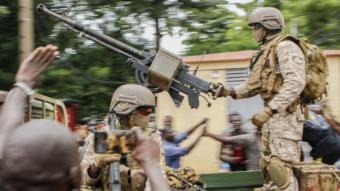 Coup d'Etat au Mali: «nous ne tenons pas au pouvoir mais nous tenons à la stabilité du pays»