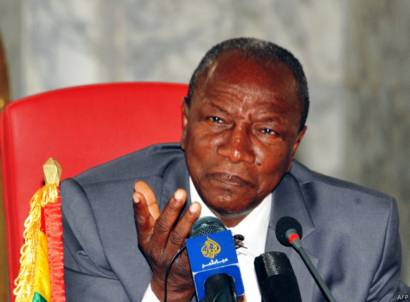 Presidentielle du 18 octobre : le candidat Alpha Condé attendu ce jeudi à la cour constitutionnelle