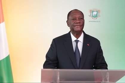 Côte d'Ivoire : Alhassane Ouattara est candidat à la présidentielle de 2020 ( officiel)