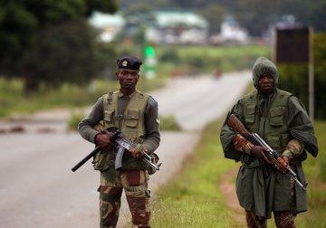 Au Zimbabwe, plusieurs arrestations lors d'une manifestation interdite contre la corruption