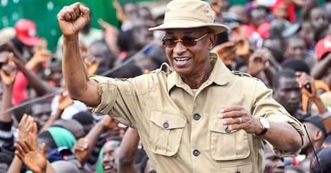 Présidentielle du 18 octobre, il ne fallait pas douter ( Jacques Lewa Leno)