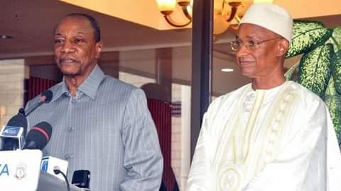 Présidentielle 2020: Alpha Condé en tête à Kaloum, Matam, Matoto et Boffa ( CENI)