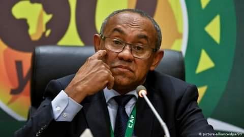 CAF: le président Ahmad Ahmad suspendu pour cinq ans par la FIFA