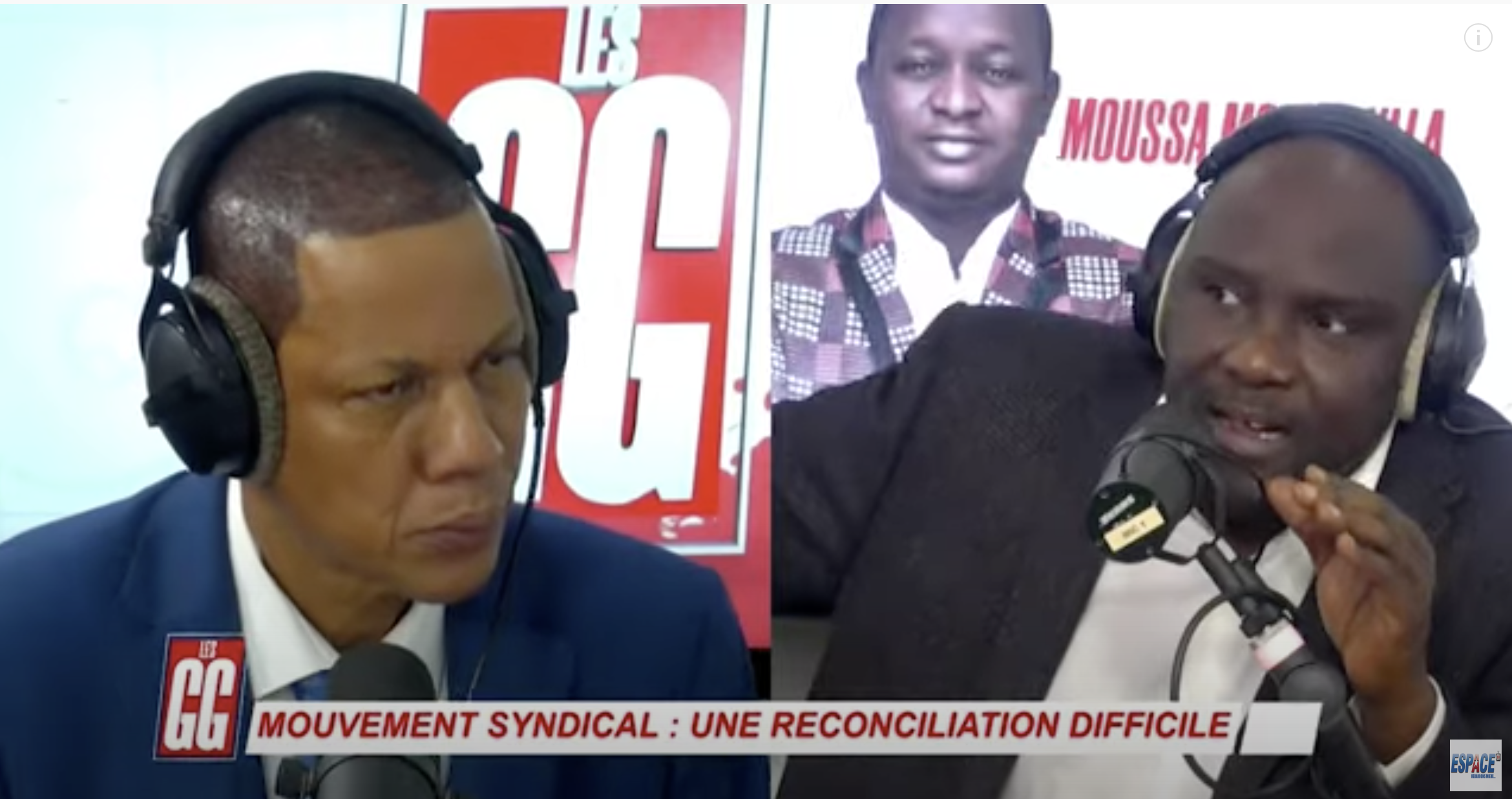 MOUVEMENT SYNDICAL: UNE RECONCILIATION DIFFICILE