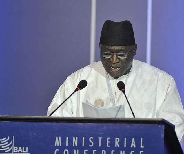 Page noire: décès de l'ancien premier ministre malien Modibo Keita