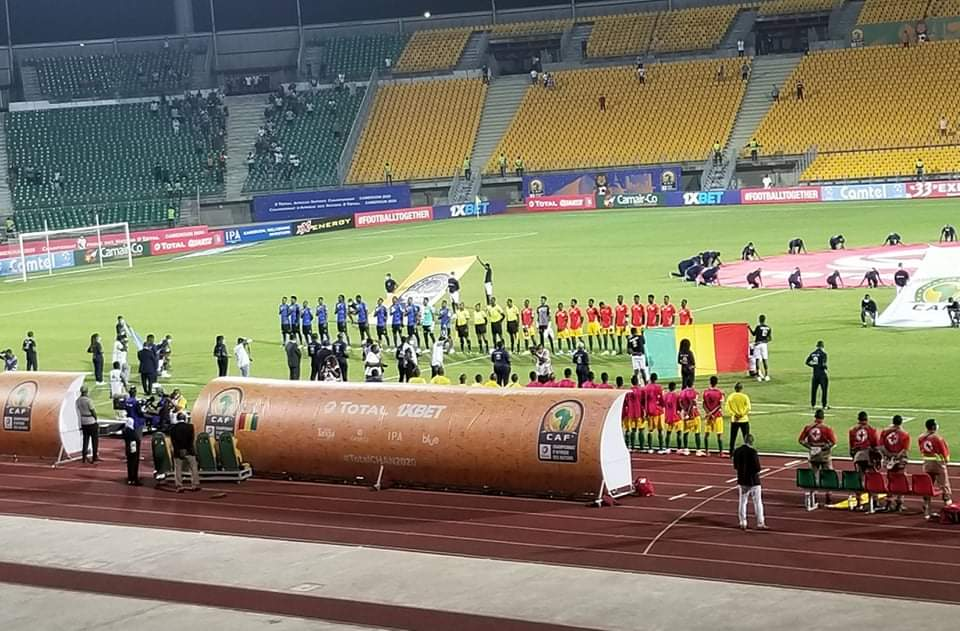 CHAN : La Guinée qualifiée pour les quarts de finale