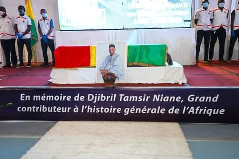 Conakry : le professeur Tamsir Niane a rejoint sa dernière demeure
