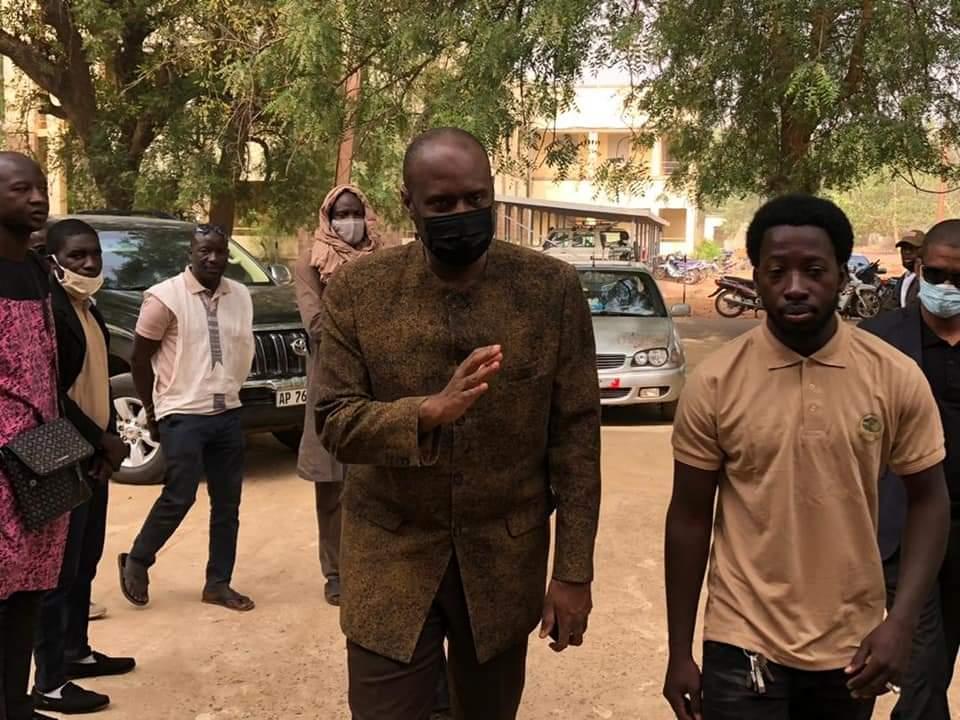 Mali : Moussa Mara à la rencontre de l'AJACK