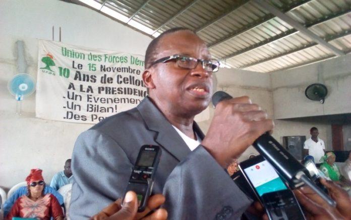 Conakry: Cherif Bah, vice-président de l'UFDG, hospitalisé
