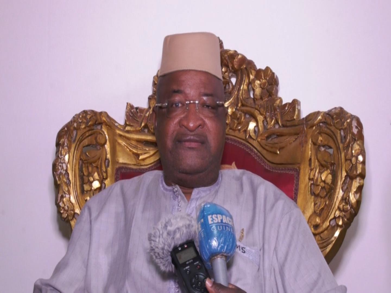 Guinée: Mamadou Sylla distribue des piques à ses adversaires