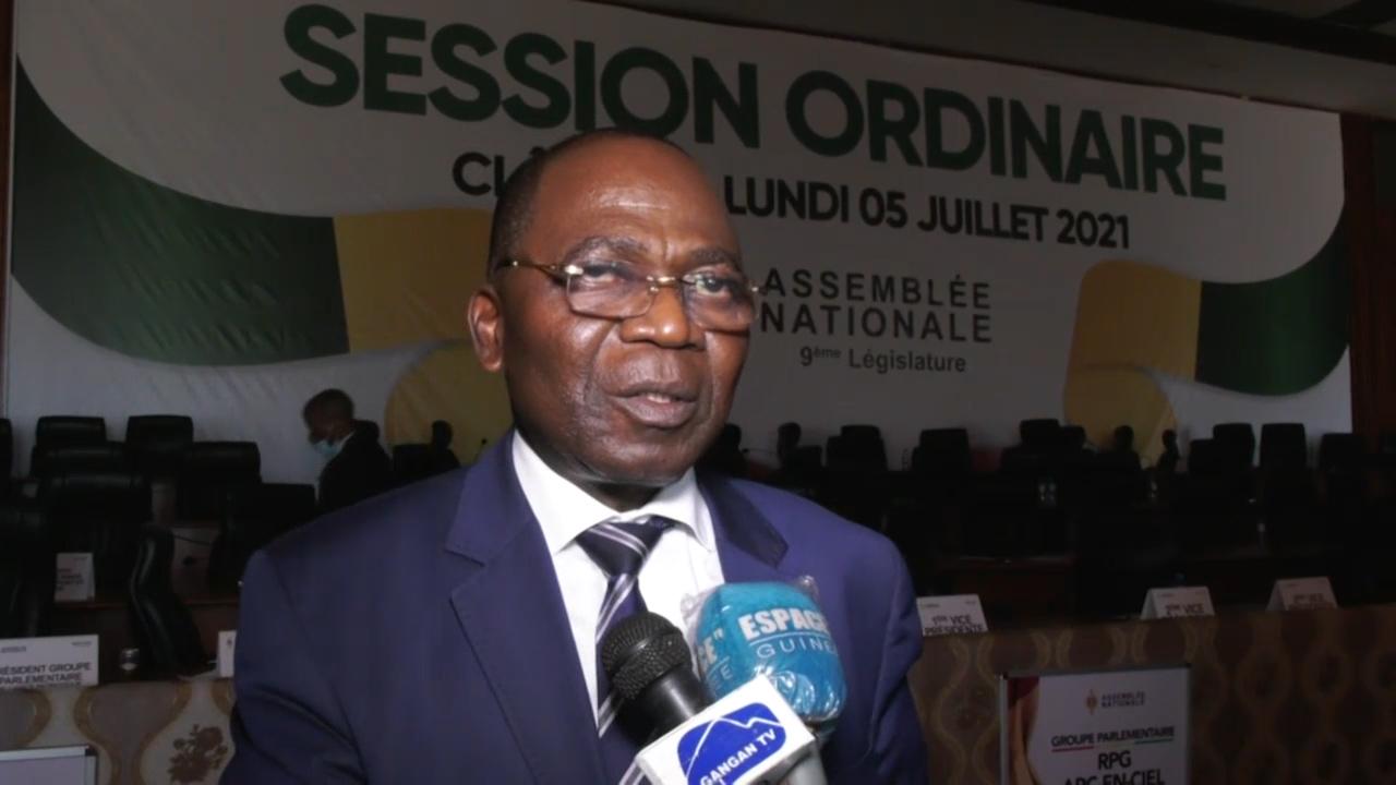 Gestion opaque du parlement : le président de la commission économie et finances réagit se prononce