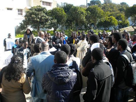 Retard du paiement des bourses : les étudiants guinéens au Maroc demandent le départ du DG de l'ONABE