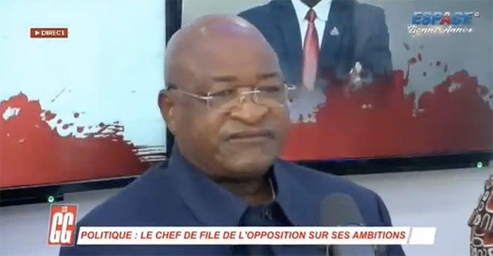 Mamadou Sylla: «Amadou Damaro gère le parlement comme un canton»